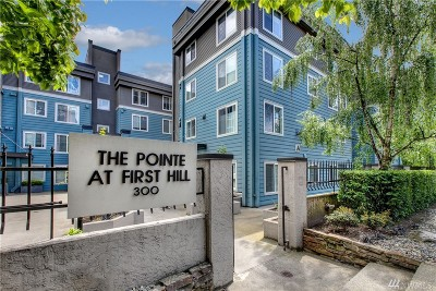 Seattle WA Condo/Townhouse For Sale: $495,000