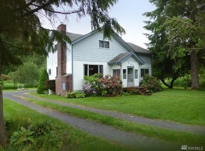 Chehalis Single Family Home For Sale: 428 Coal Creek Rd