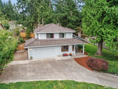 Puyallup Single Family Home For Sale: 2208 33rd Ave SE