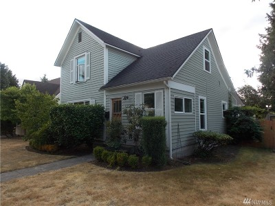 Single Family Home Sold: 717 J St
