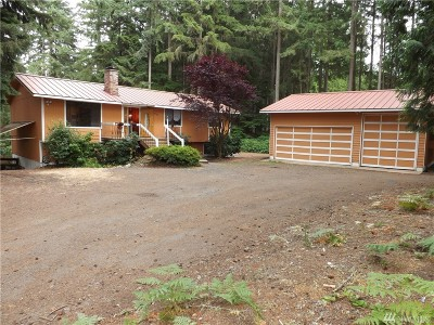 Port Orchard Single Family Home For Sale: 5857 Kings End Place SE