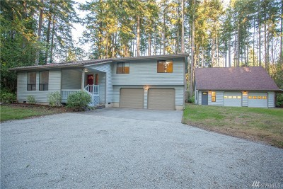Gig Harbor Single Family Home For Sale: 10407 64th Ave NW