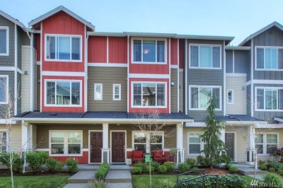 Mill Creek Condo/Townhouse For Sale: 13304 46th Ave SE #5