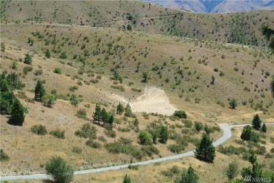 Chelan, Chelan Falls, Entiat, Manson, Brewster, Bridgeport, Orondo Residential Lots & Land For Sale: 490 Hawks Ridge Rd