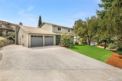 Bellevue Single Family Home For Sale: 12303 SE 46th Ct