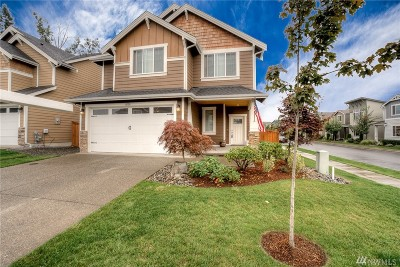 Puyallup Single Family Home For Sale: 11726 172nd St Ct E
