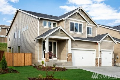 Bonney Lake WA Single Family Home Contingent: $494,950