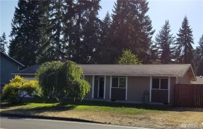 Puyallup Single Family Home For Sale: 16020 70th Ave E