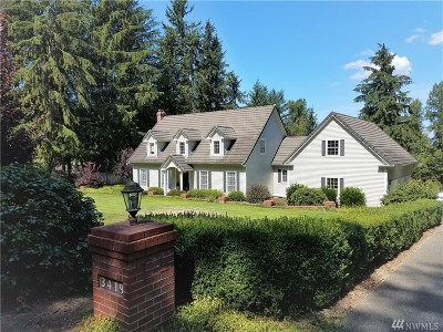 Puyallup Single Family Home For Sale: 3419 24th Ave SE