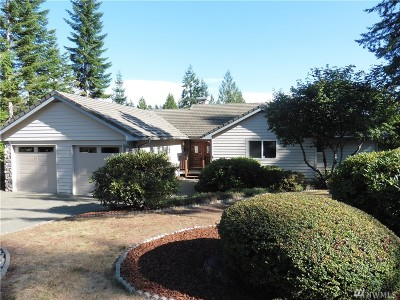 Single Family Home For Sale: 380 E Old Ranch Rd