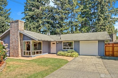 Bellevue Single Family Home For Sale: 632 166th Ave NE