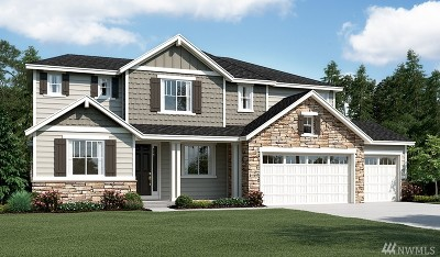 Covington Single Family Home For Sale: 20422 SE 258 Place