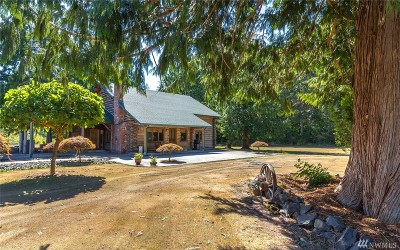Single Family Home For Sale: 146 S Union Rd