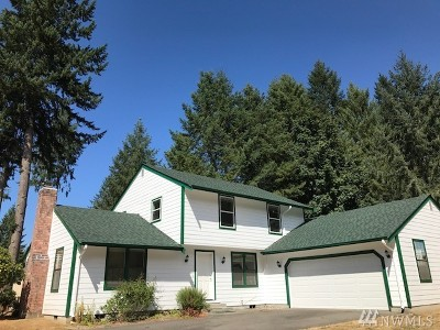 Gig Harbor Single Family Home Contingent: 5603 64th St Ct NW