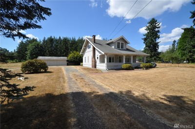 Redmond Single Family Home For Sale: 11845 Avondale Place NE