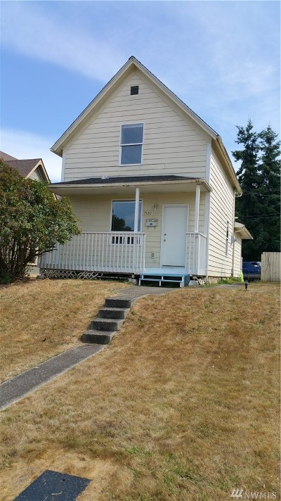 Bellingham WA Single Family Home For Sale: $295,000