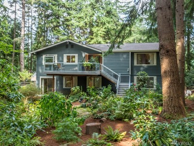 Redmond Single Family Home For Sale: 23019 NE 77th St