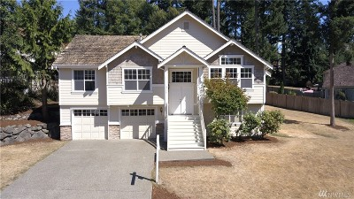 Gig Harbor Single Family Home For Sale: 3715 31st Ave NW