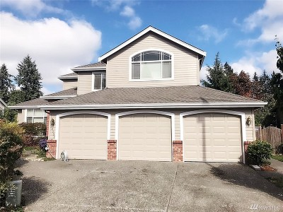 Bothell Single Family Home For Sale: 19302 3rd Ave W