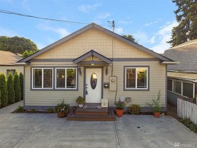 Auburn WA Single Family Home For Sale: $269,000
