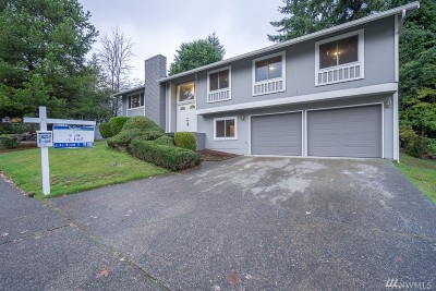 Federal Way Single Family Home For Sale: 31936 36th Ave SW