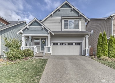 Tumwater Single Family Home For Sale: 1202 77th Trail SE