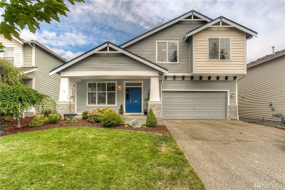 Puyallup Single Family Home For Sale: 14019 176th St E