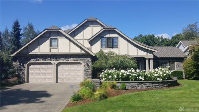 Olympia Single Family Home For Sale: 2302 Nut Tree Ct SE