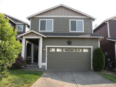 Puyallup Single Family Home For Sale: 7312 177th St E
