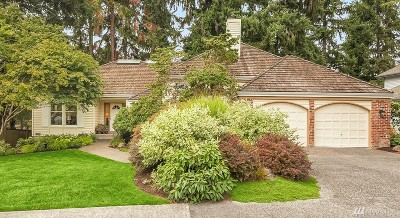 Bellevue Single Family Home For Sale: 1825 179th Place NE