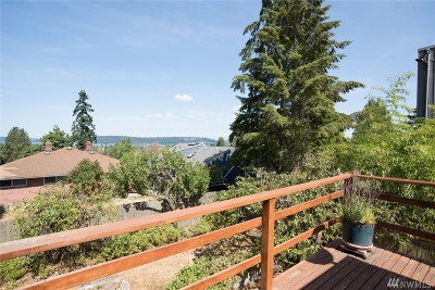 Seattle Single Family Home For Sale: 6320 NE 60th
