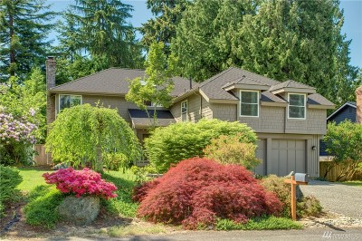 Mercer Island Single Family Home For Sale: 4631 91st Ave SE