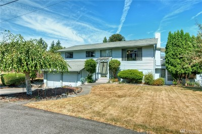 Renton Single Family Home For Sale: 506 S 17th St