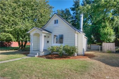 Centralia Single Family Home For Sale: 1204 W Main St
