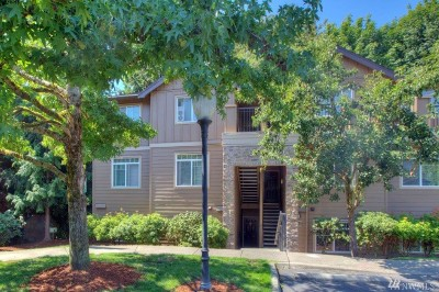 Bothell Condo/Townhouse For Sale: 18930 Bothell Everett Hwy #C101