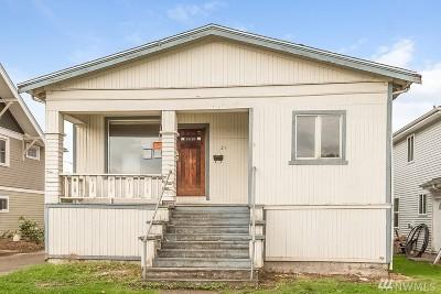 Auburn WA Single Family Home For Sale: $190,800