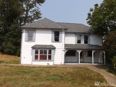 Bellingham Single Family Home For Sale: 296 W Smith Rd