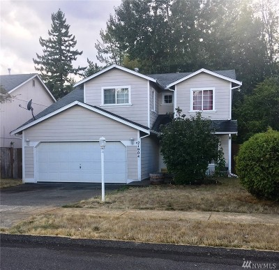 Pierce County Single Family Home For Sale: 21904 65th Ave E