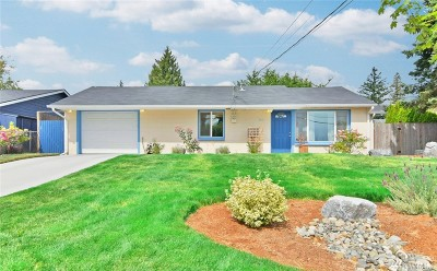 Single Family Home Sold: 5605 241st St SW