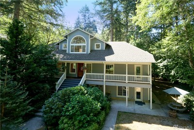 Gig Harbor Single Family Home For Sale: 8920 State Route 302 NW