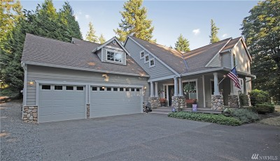 Maple Valley Single Family Home For Sale: 21005 SE 272nd St