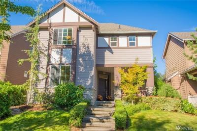 Snoqualmie Single Family Home Contingent: 8725 Swenson Dr SE