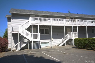 Bellingham Condo/Townhouse Sold: 1028 Billy Frank Jr St #201