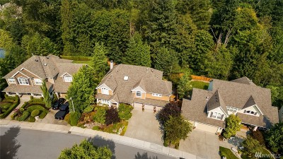 Newcastle Single Family Home For Sale: 9048 143rd Ave SE