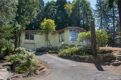 Kirkland Single Family Home For Sale: 11231 NE 68th St