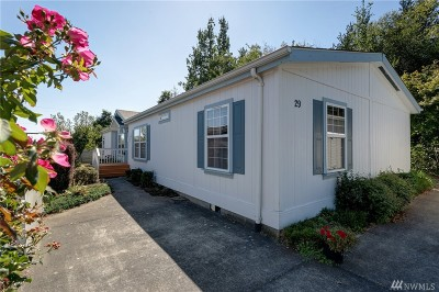 Ferndale Mobile Home For Sale: 6350 Portal Wy #29