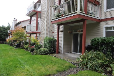 Lynnwood Condo/Townhouse For Sale: 14816 29th Ave W #B102