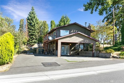 Bellingham Single Family Home For Sale: 932 25 St