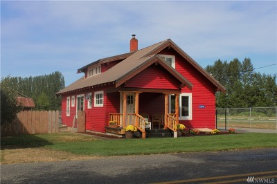 Sedro Woolley Single Family Home For Sale: 22546 Rhodes Rd