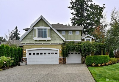 Lynnwood Single Family Home For Sale: 1013 204th Place SW